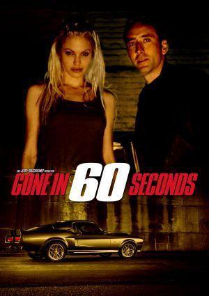 """Filmul cu masini de curse """"Gone in 60 seconds"""""""