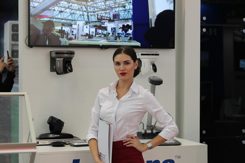 Using Video In Your Next Exhibition Stand 1