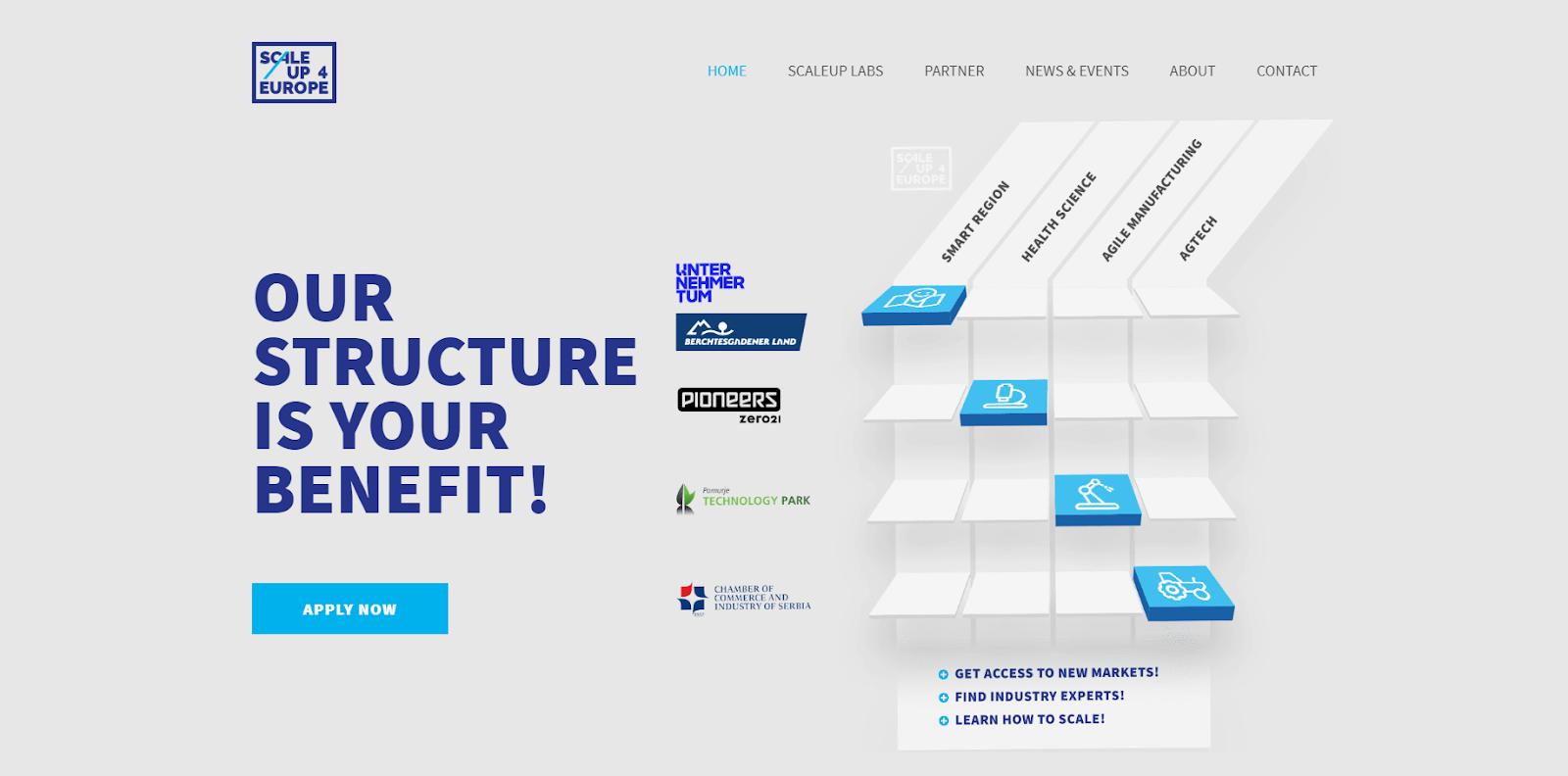 akcelerator-program-scaleup4europe