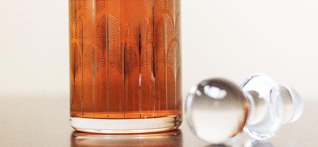 The Lavish Intricacies Of A Liquor Decanter