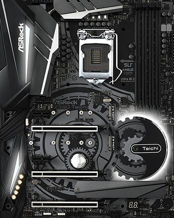 ASRock Z390 Taichi,best ASRock motherboard for i9 9900k