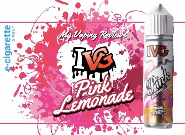 Review of Pink Lemonade | IVG Mixer Range