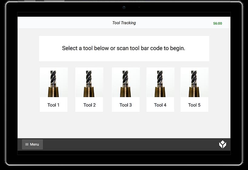 Choose a tool app