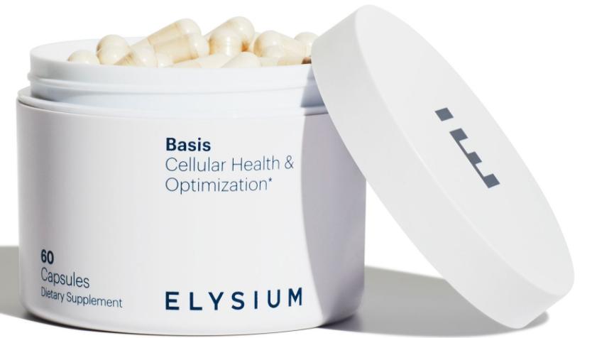 Elysium Health Basis.
