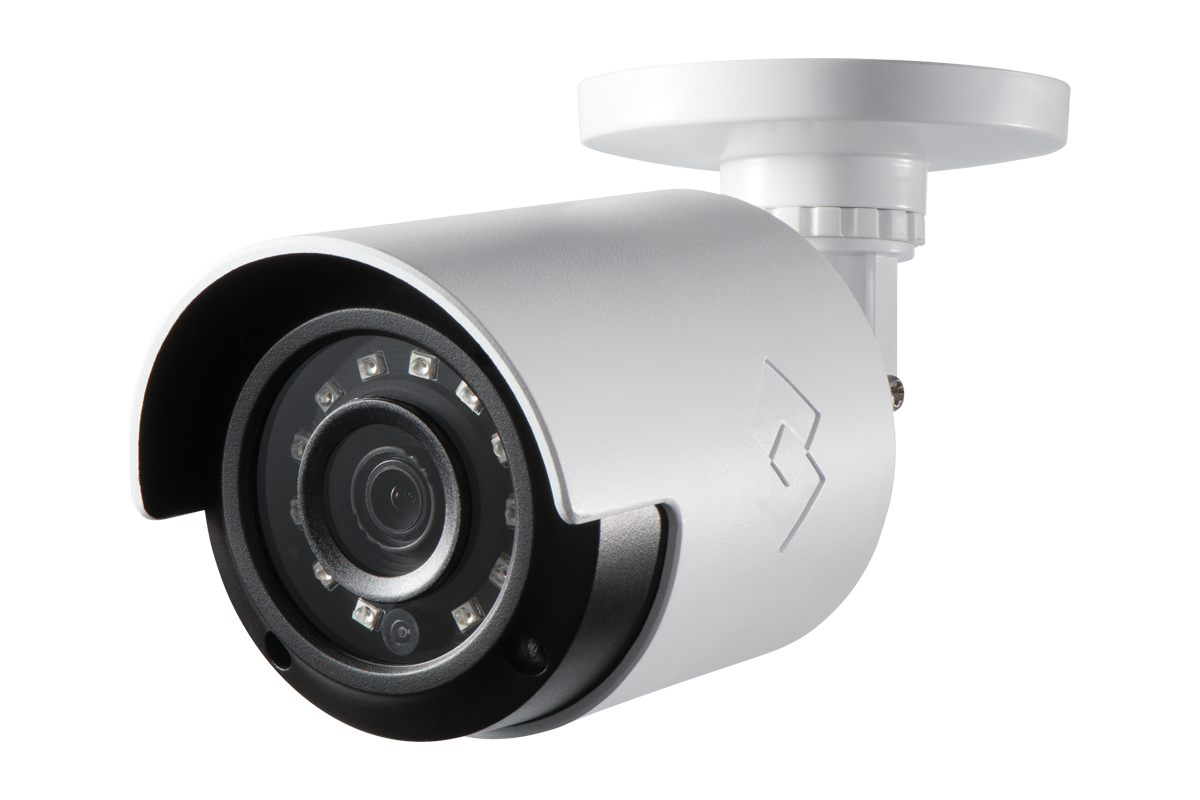 Full 1080p analog MPX security camera