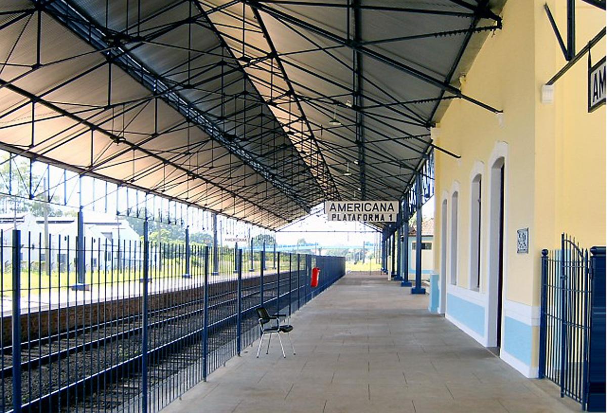 Estação Ferroviária de Americana