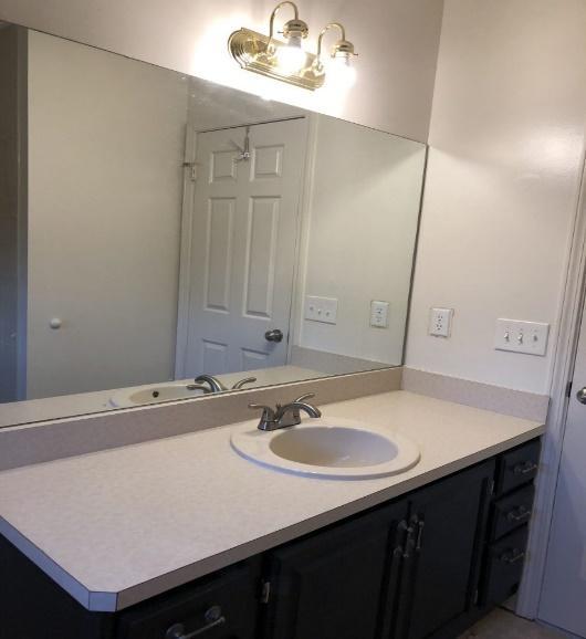 A Builder Grade Bathroom Mirror, How To Frame A Builder Grade Mirror