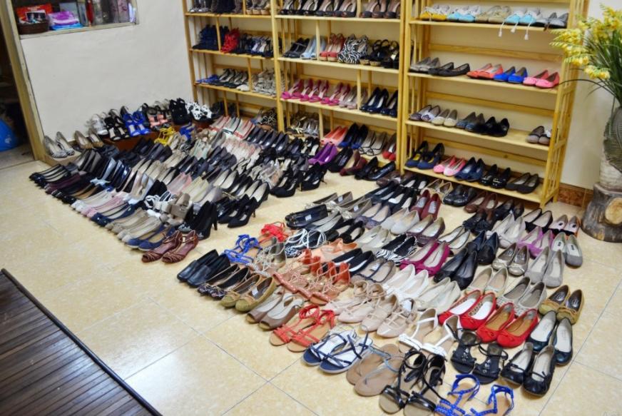 Lợi ích khi lấy sỉ giày dép
