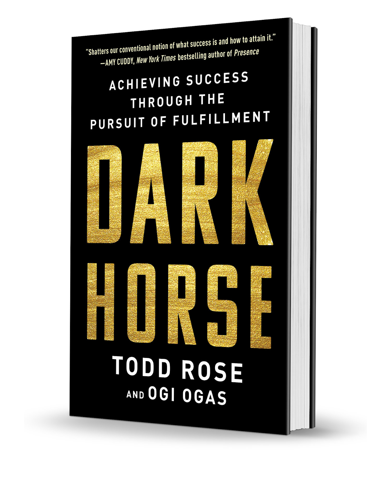 Image of Dark Horse by Todd Rose and Ogi Ogas