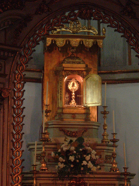 Phép lạ Mình Thánh ở Santarém – thế kỷ 13