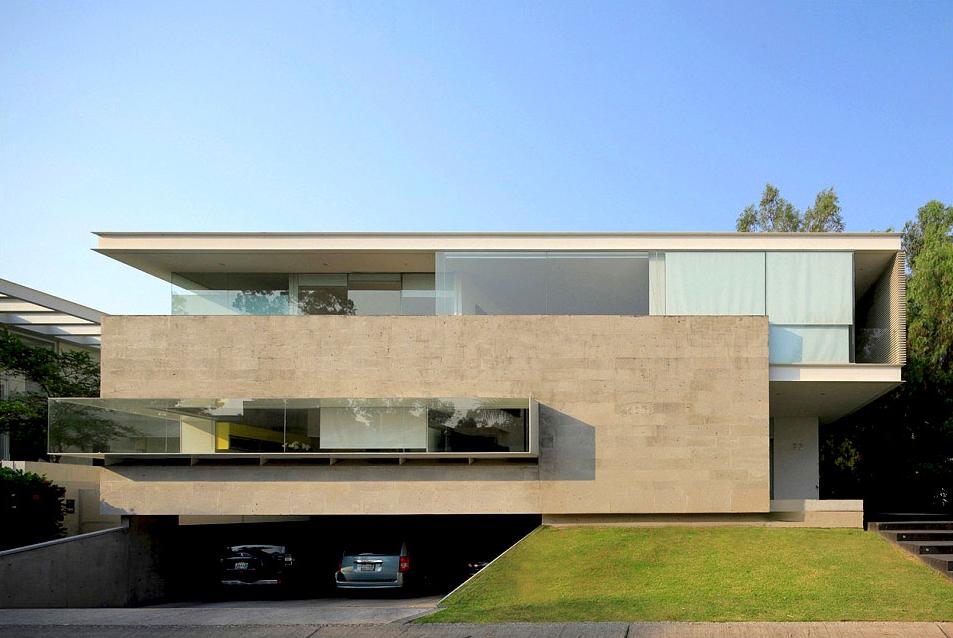 Modelo de casas modernas 9