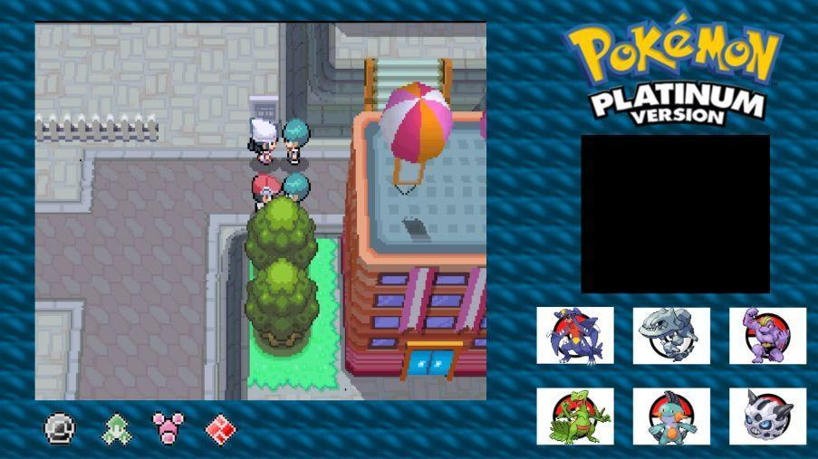 Pokemon Platinum На Pc - fregdead