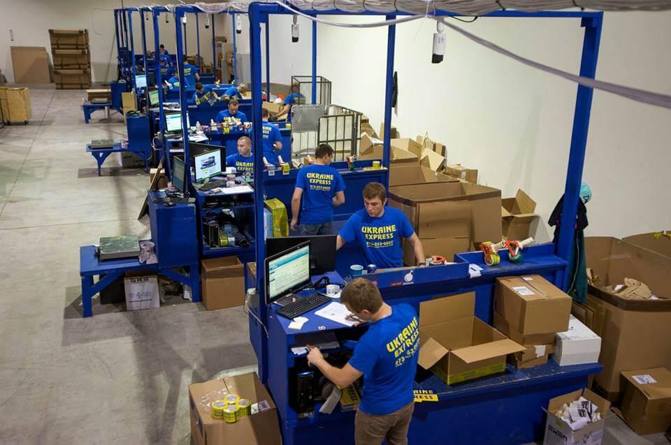 Один из складов компании. Фото: из личного архива
