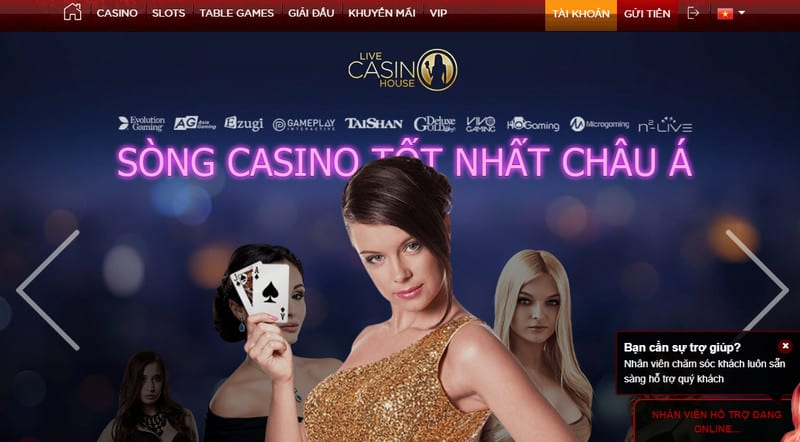 Khám phá khuyến mãi tháng 6 của Live Casino House với giải thưởng khủng