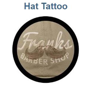 tattoo Cap Design
