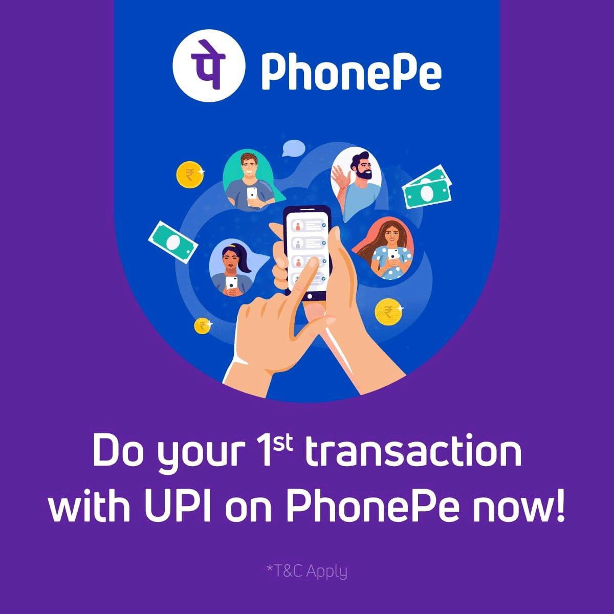 PhonePe Digital Payment