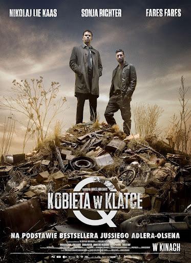 Polski plakat filmu 'Kobieta W Klatce'