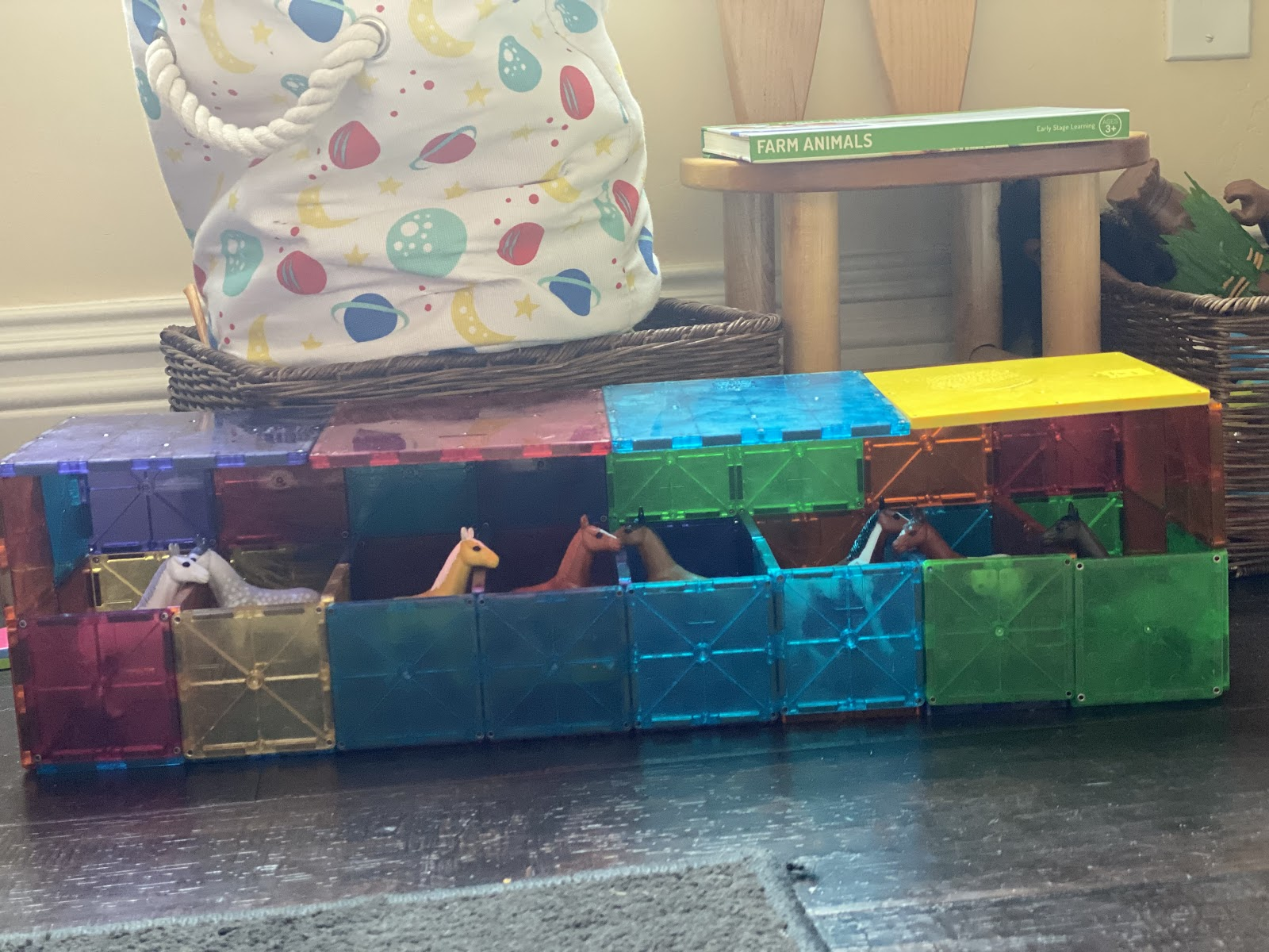 cossy-kids-magnetic-tiles-used-as-storage
