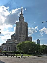 Warszawa - Pałac Kultury i Nauki. Atrakcje turystyczne Warszawy ...