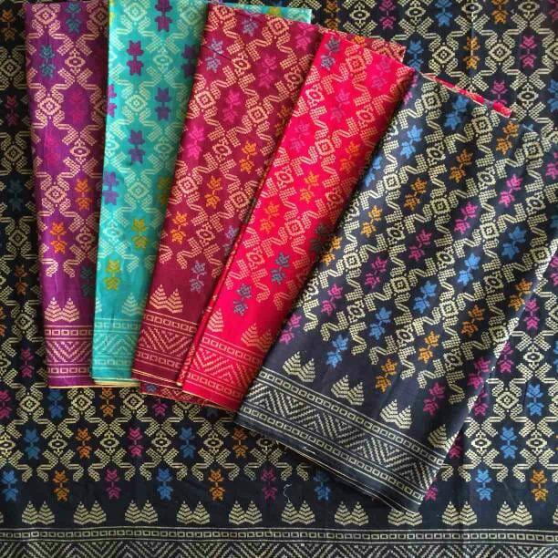 Kain Songket - 3 Unique & Simple Ways to Use a Piece of Batik Cloth / Endek - Kaliuda Gallery Bali