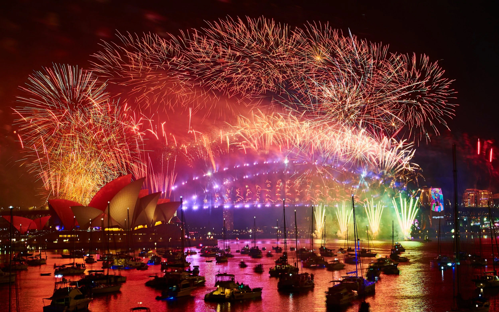Sydney - the city of celebration