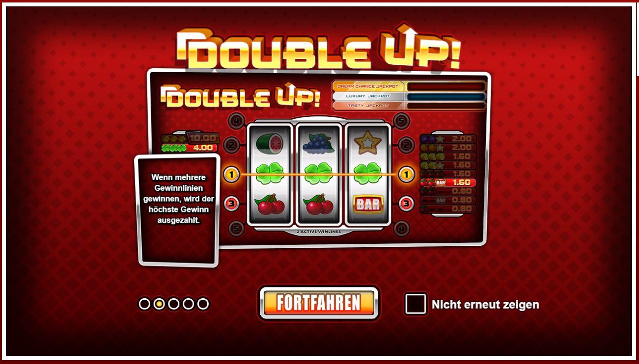 Bildschirm Früchte-Slot Online Casino