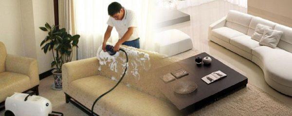 Hướng dẫn cách giặt sofa tại nhà đơn giản, hiệu quả