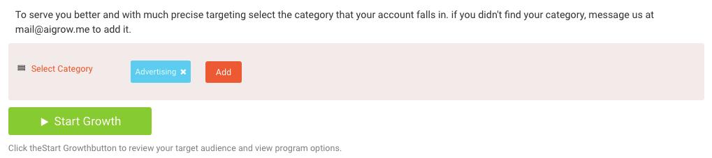 Application d'abonnés payants