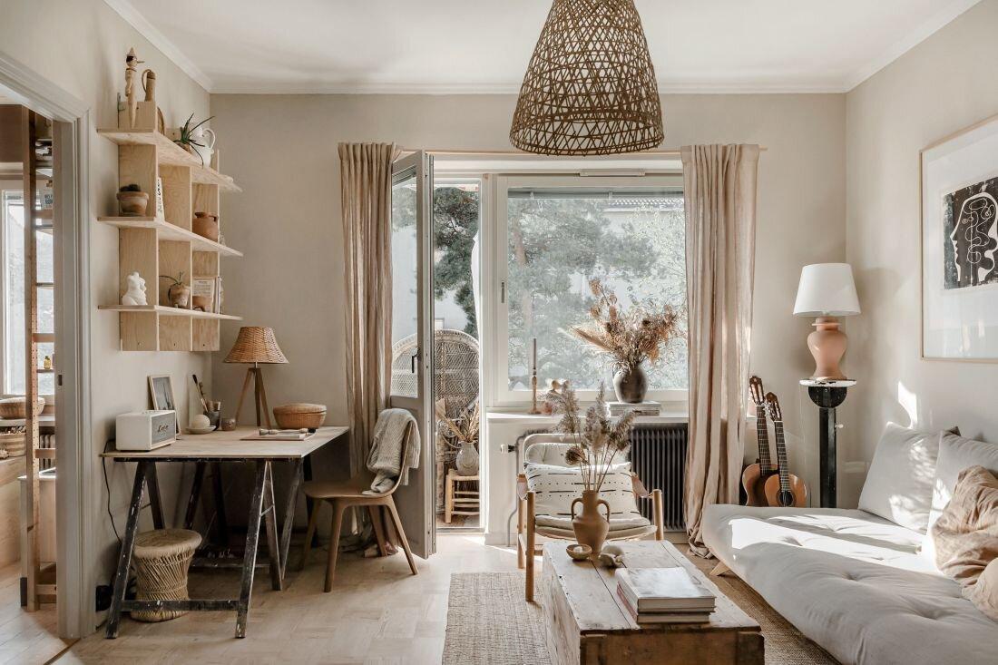 Modern Mediterranean interiors