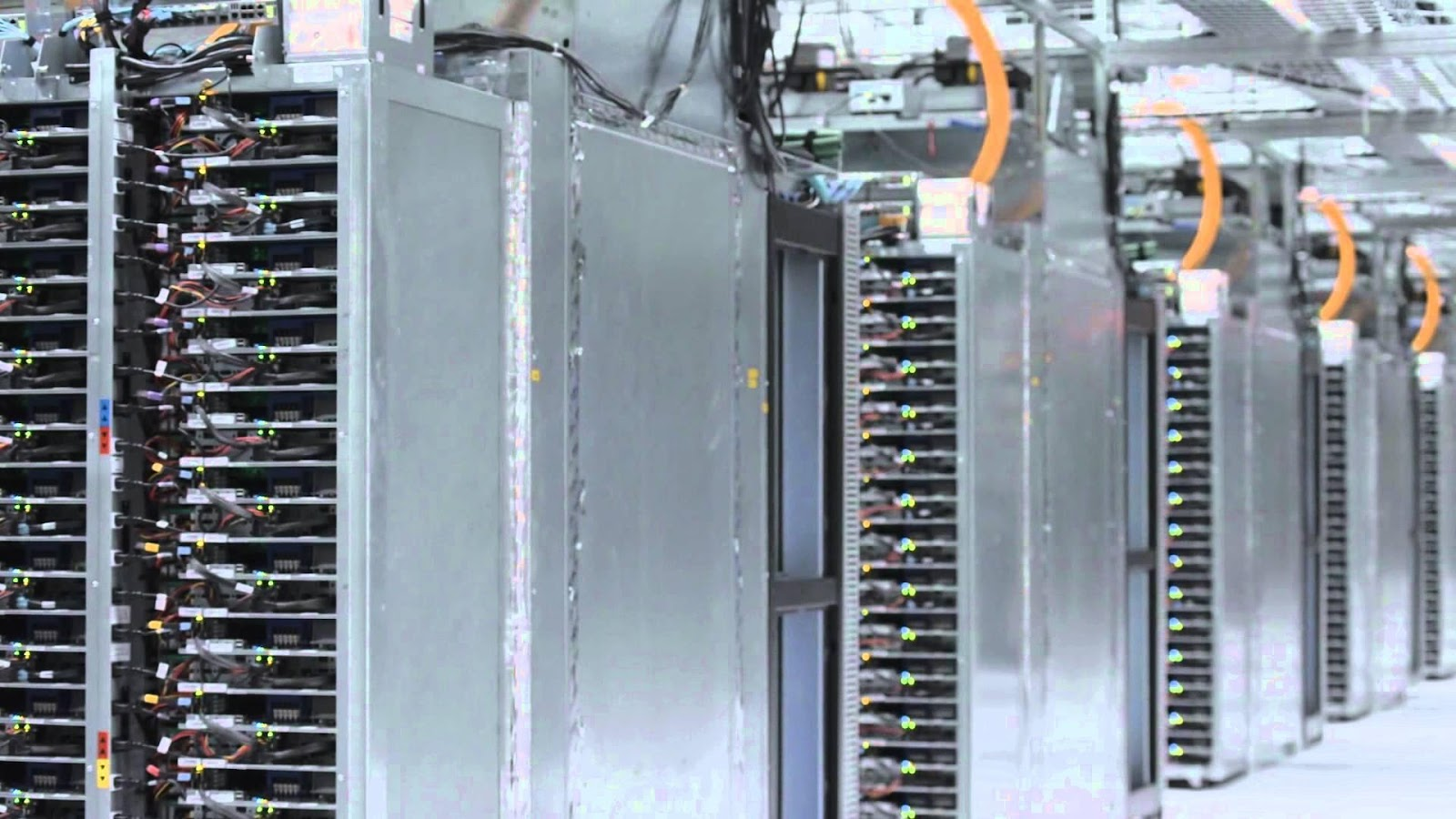 Image result for google's first data center
