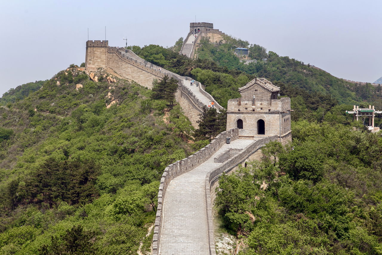 History and Timeline of the Great Wall of China