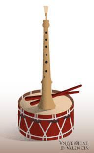 Resultado de imagen de Colla de dolçaines i percussió de la Universitat de València