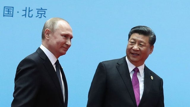 Defense alone will not protect us from Russia and China