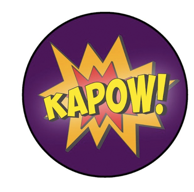 TLT Symposium 2012 Kapow button