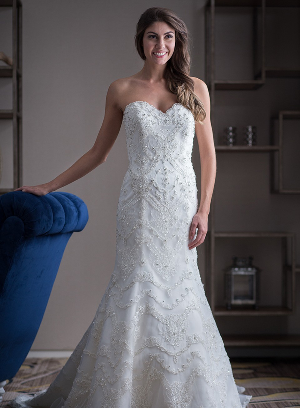 anya daisy wedding dress
