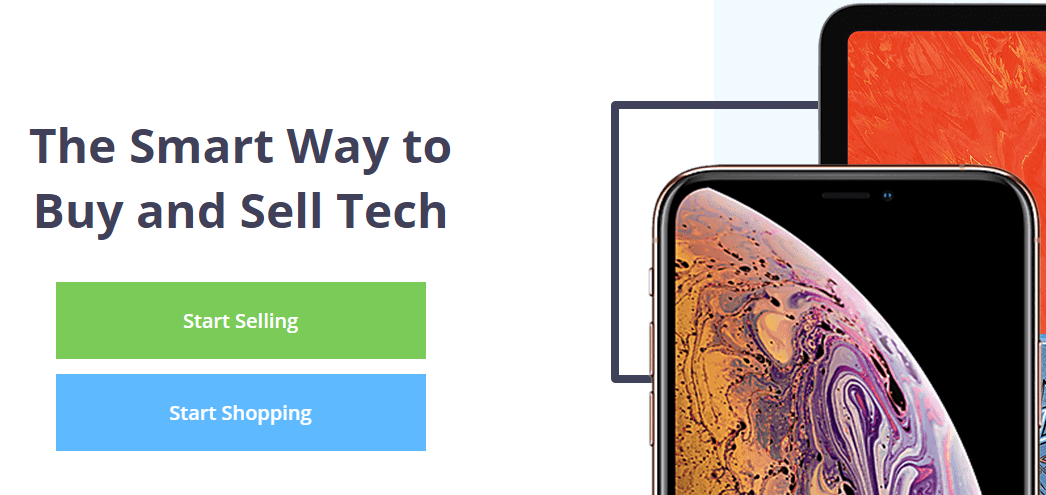 buy and sell tech