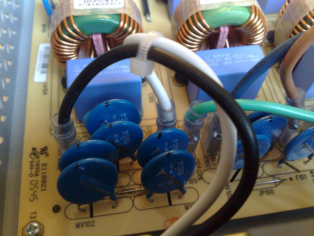 MOV:二极管集合