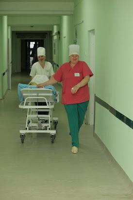 аттестационная работа медсестры хирургического отделения