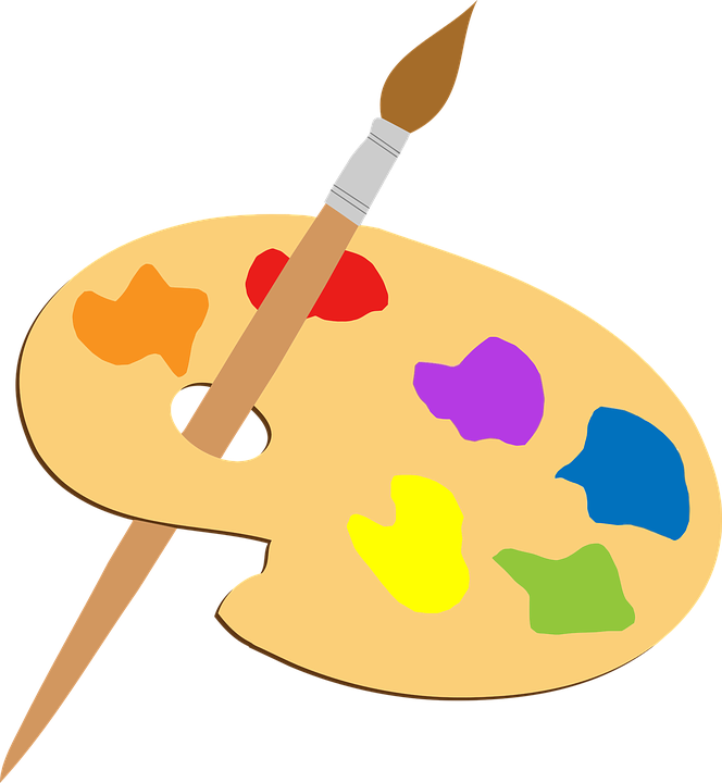 Free vector graphic: Artist, Colorful, Paint Brush - Free Image on ...