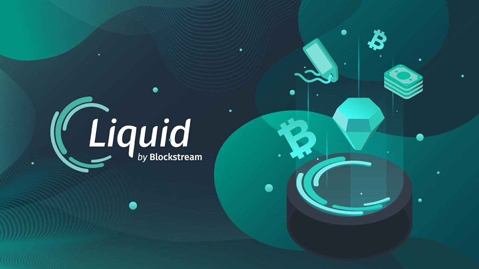 Liquid, une surcouche développée par l'entreprise Blockstream