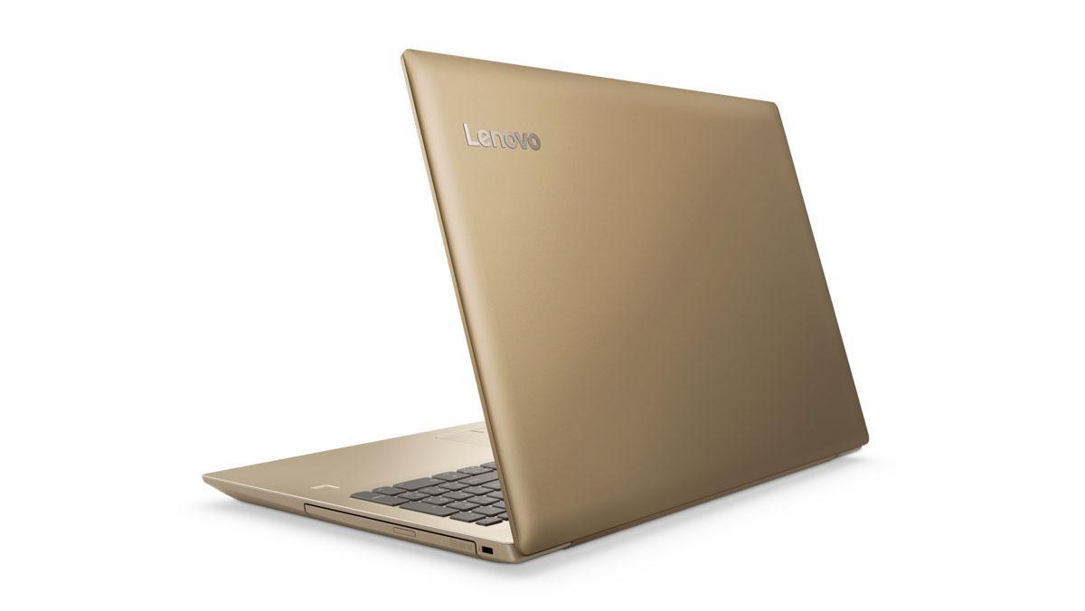 Фото2  Ноутбук Lenovo IdeaPad 520-15IKB GOLDEN (80YL00M3RA)