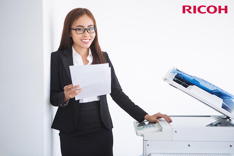 Photocopy Ricoh là địa chỉ uy tín dành cho khách hàng