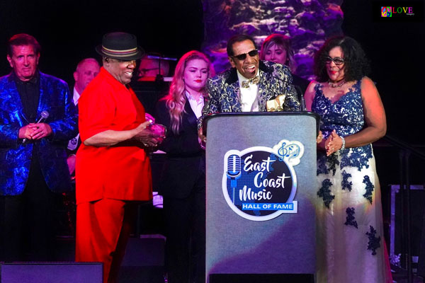 """Keeping the Music Alive!"" The East Coast Music Hall of Fame's First Annual Awards Gala"