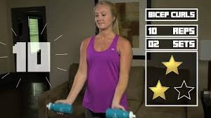 Image result for water bottle bicep curls