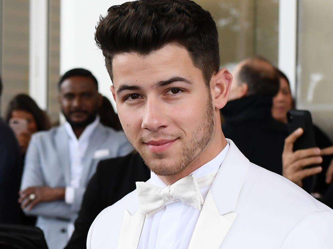 Nick Jonas says being open about diabetes makes him feel less ...