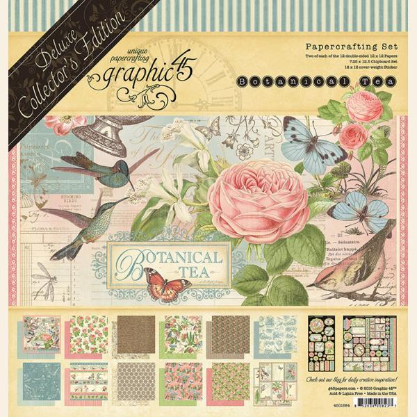 Botanical Tea—Deluxe Collector's Edition