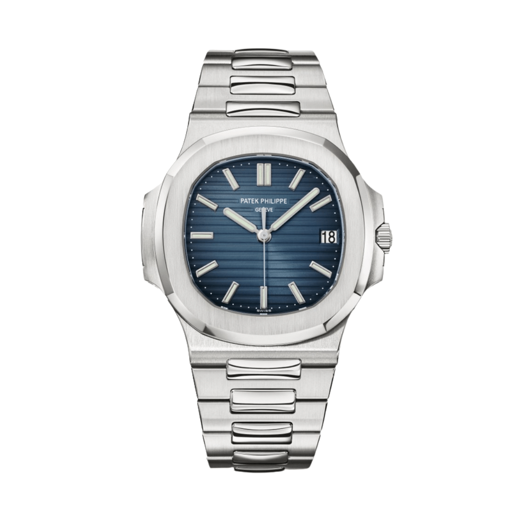 Patek Philippe watch from their Nautilus collection.