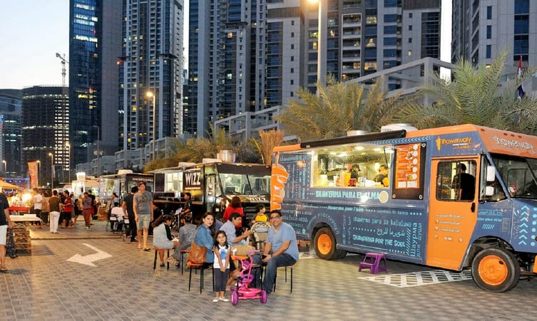 street food of dubai