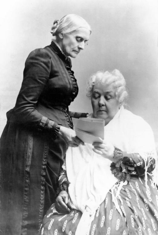 Elizabeth Cady Stanton | Biography, Significance, Seneca Falls, Books, &  Facts | Britannica