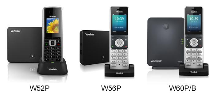 Provisioning a Yealink DECT W52P/W56P with the 3CX v15